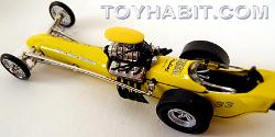 GREER BLACK PRUDHOMME- DRAGSTER REPLICA - GMP-1:43 SCALE