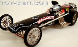 BIG DADDY DON GARLITS SWAMP RAT 3- DRAGSTER REPLICA - GMP-1:43 SCALE