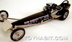 BIG DADDY DON GARLITS SWAMP RAT IV -DRAGSTER REPLICA - GMP-1:43 SCALE